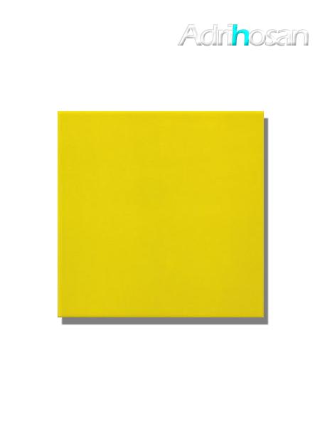 Revestimiento pasta roja liso Limón brillo 20x20 cm (1,40 m2/cj)