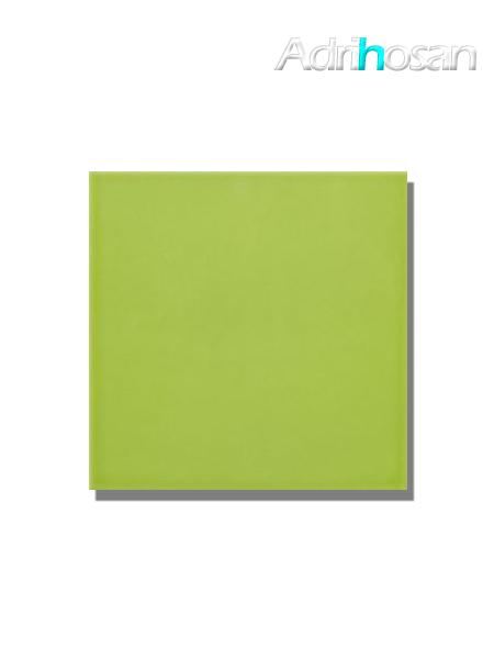Revestimiento pasta roja liso Menta brillo 20x20 cm (1,40 m2/cj)