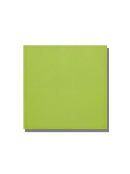 Revestimiento pasta roja liso Menta brillo 20x20 cm. Un azulejo clásico válido para revestir paredes con 14 colores disponibles en dos acabados.