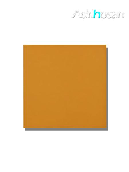 Revestimiento pasta roja liso Naranja brillo 20x20 cm (1,40 m2/cj)