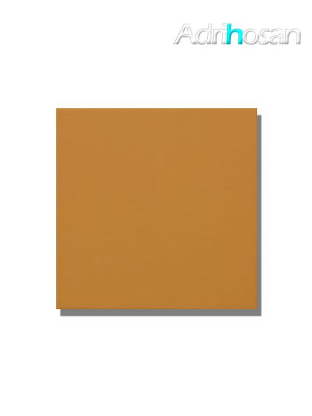 Revestimiento pasta roja liso Ocre brillo 20x20 cm (1,40 m2/cj)