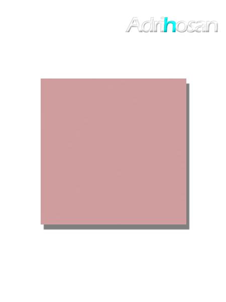 Revestimiento pasta roja liso Rosa fuerte mate 20x20 cm (1,40 m2/cj)