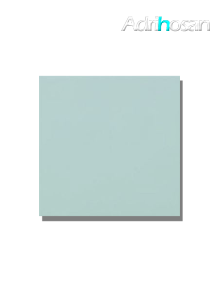 Revestimiento pasta roja liso Verde claro brillo 20x20 cm (1,40 m2/cj)