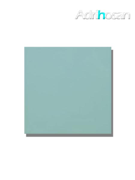 Revestimiento pasta roja liso Verde fuerte brillo 20x20 cm (1,40 m2/cj)