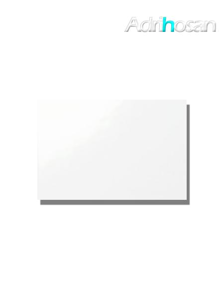 Azulejo liso blanco brillo 20X30 cm (0.96 m2/cj)