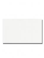 Azulejo liso blanco brillo 25X40 cm. El clásico azulejo para decoraciones retro o vintage o incluso modernas o minimalistas. Primera calidad.