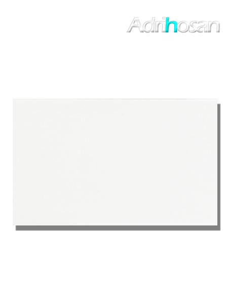 Azulejo pasta blanca liso blanco mate 30X60 cm (1,44 m2/cj)