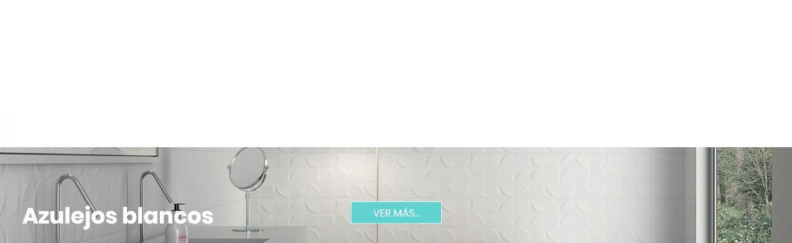 Azulejos blancos de primera calidad Adrihosan