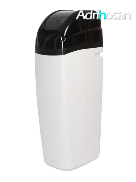 Descalcificador volumétrico 25 litros radikal contra 25E