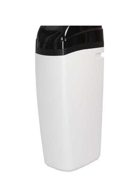 Descalcificador volumétrico 25 litros radikal contra 25E. Regenera la resina por el método contracorriente que es el más económico y eficaz.