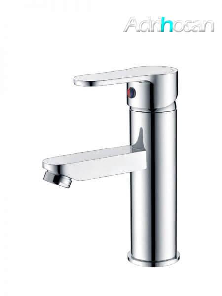 Monomando lavabo Bilbao grifo cromo brillo