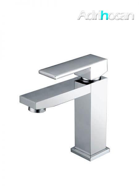 Monomando lavabo Santander grifo cromo brillo