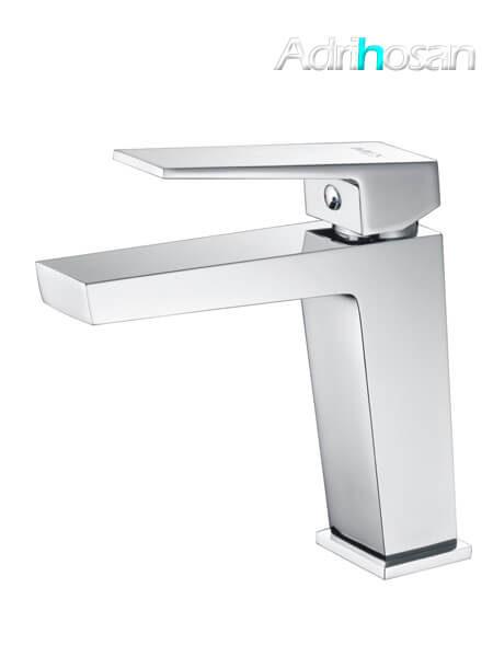 Monomando lavabo Soria grifo cromo brillo
