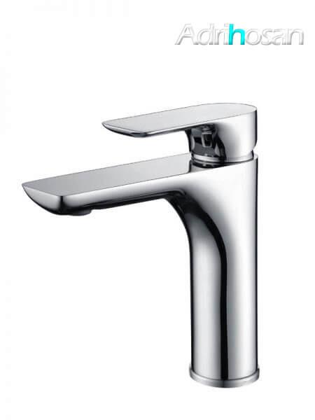 Monomando lavabo Tarragona grifo cromo brillo