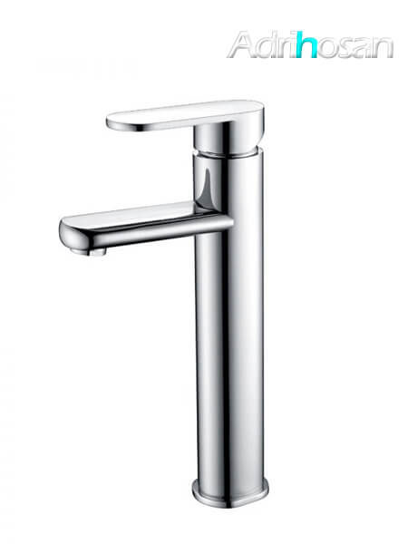 Monomando lavabo alto Alicante grifo cromo brillo