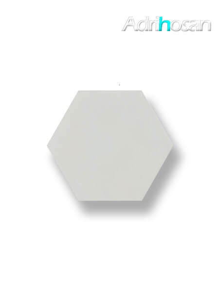 Pavimento hexagonal porcelánico Antic Perla 25,8x29 cm (1 m2/cj)