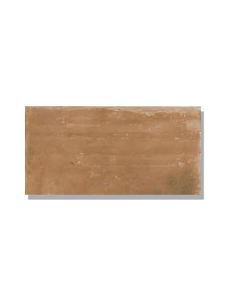 Pavimento imitación barro Rojo 15x30 cm. Diseños del pasado con tecnología del presente, azulejo para paredes y suelos vintage o retro.