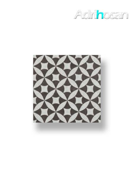 Pavimento porcelánico Antic decorado 22.3x22.3 cm (1 m2/cj)