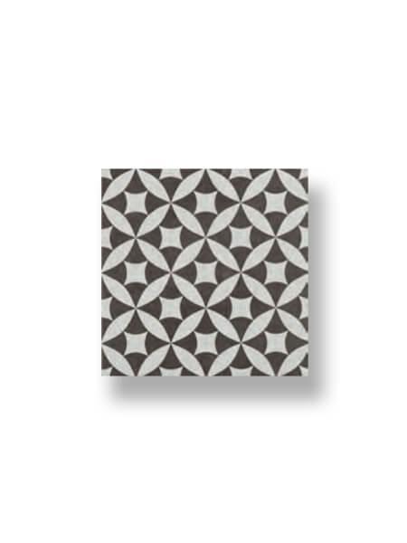 Pavimento porcelánico Antic Decor 22.3x22.3 cm. Azulejo anti hielo de alta decoración para suelos o paredes para diseños exclusivos.