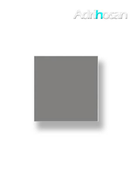 Pavimento porcelánico rectificado todo masa Super Grey 60x60 cm (1.44 m2/cj)
