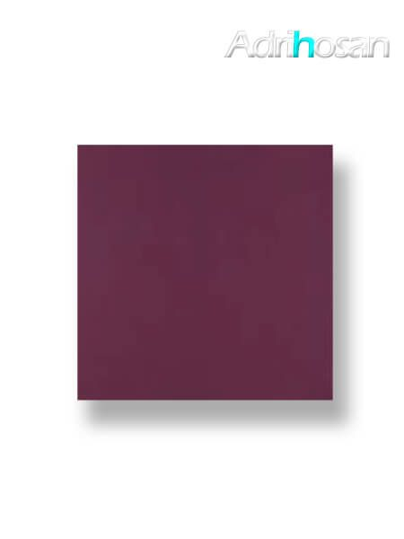 Revestimiento pasta roja liso malva brillo 20x20 cm (1 m2/cj)