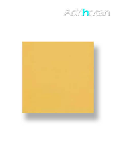 Revestimiento pasta roja liso mostaza brillo 20x20 cm (1 m2/cj)