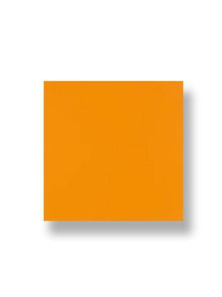 Revestimiento pasta roja liso naranja mate 20x20 cm. Un azulejo clásico válido para revestir paredes con 14 colores disponibles en dos acabados.