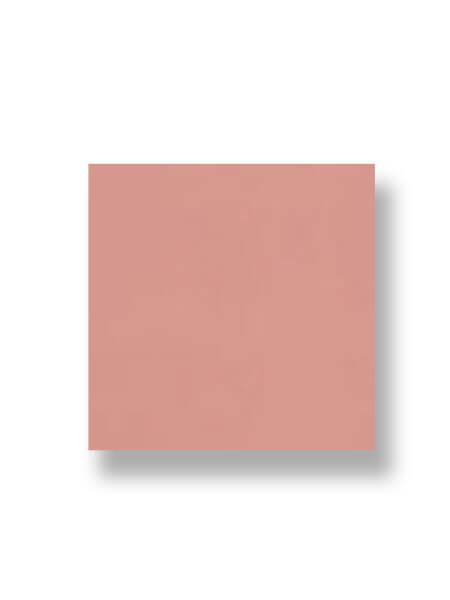 Revestimiento pasta roja liso rosa brillo 20x20 cm. Un azulejo clásico válido para revestir paredes con 14 colores disponibles en dos acabados.