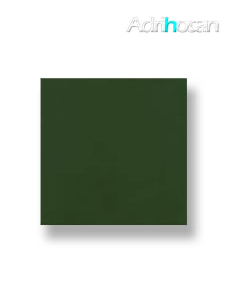 Revestimiento pasta roja liso Verde Oscuro mate 20x20 cm (1 m2/cj)