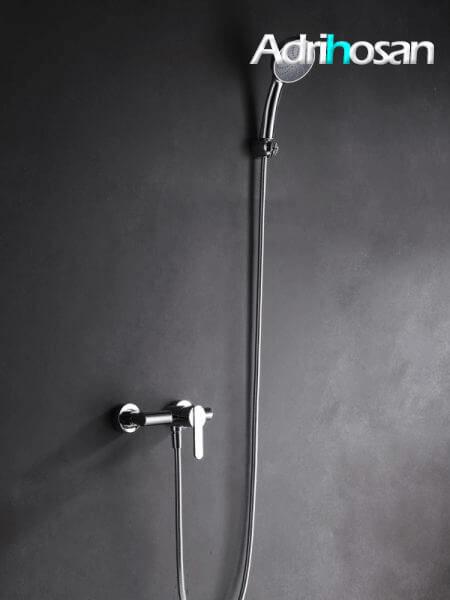 Monomando ducha Valencia grifo cromo brillo