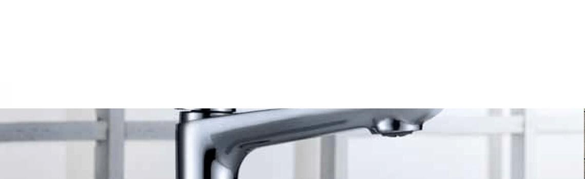 Monomando lavabo Castellón cromo brillo. La grifería Castellón se caracteriza por las suaves curvas que delimitan su contorno un diseño elegante.