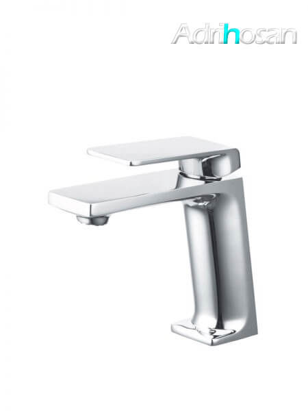 Monomando lavabo Lugo grifo cromo brillo