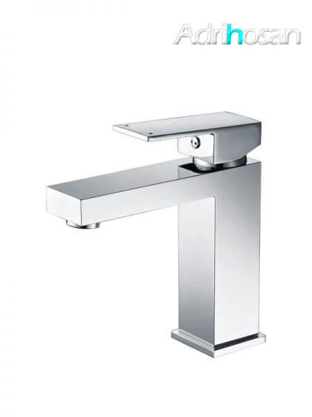 Monomando lavabo Lucena grifo cromo brillo