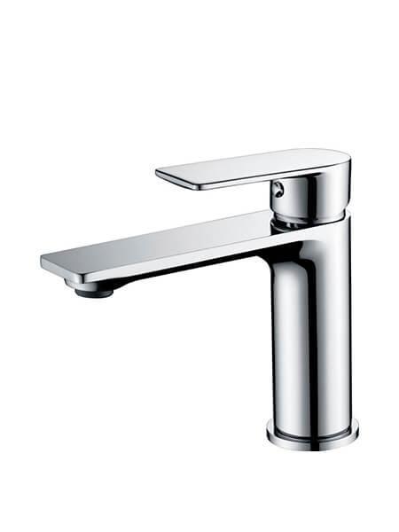 Monomando lavabo Córdoba cromo brillo. La grifería Córdoba se caracteriza por las suaves curvas que delimitan su contorno un diseño elegante.