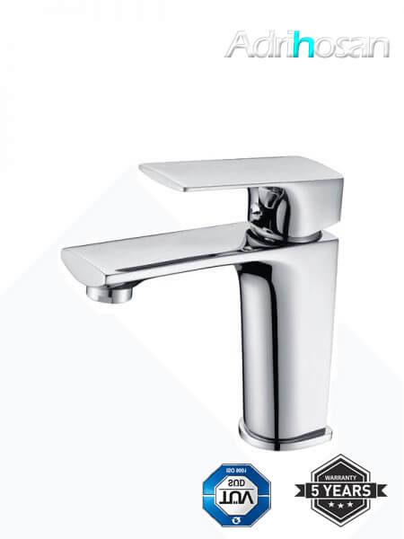 Monomando lavabo Liria grifo cromo brillo