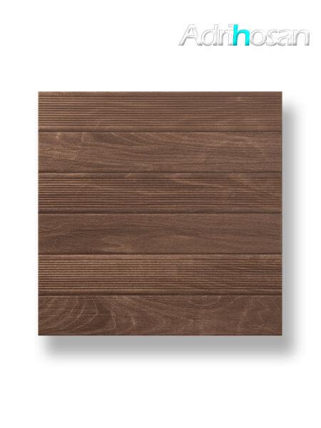 Pavimento imitación madera Tudela roble 45x45 cm (1.42 m2/cj)