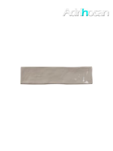 Revestimiento pasta blanca tipo metro Bilbao Taupe 7.5x30 cm (0.56 m2/cj)