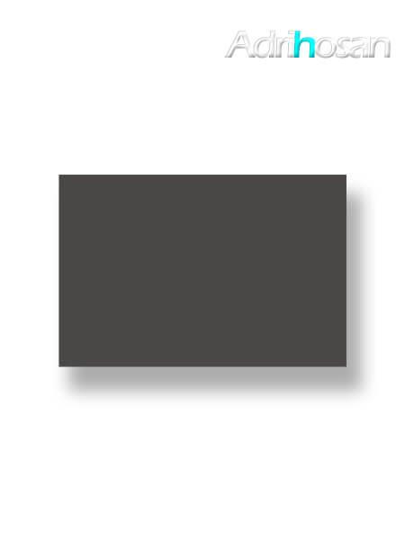 Azulejo liso Antracita mate 20X30 cm (1.56 m2/cj)