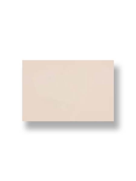 Azulejo liso beige brillo 20x30 cm. El clásico azulejo para decoraciones retro o vintage o incluso modernas o minimalistas. Primera calidad.