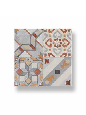 Pavimento antideslizante Inca hidráulico 33.3x33.3 cm.