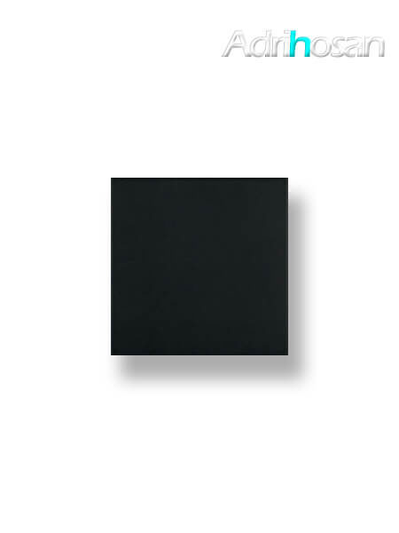 Pavimento imitación hidráulico Antigua base negro 20x20 cm (1 m2/cj)