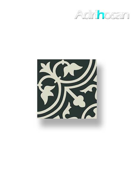 Pavimento imitación hidráulico Classic blanco 20x20 cm (1 m2/cj)