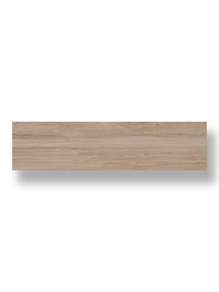 Pavimento porcelánico Madeira haya 25x100 cm imitación madera.