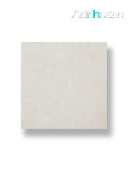 Pavimento porcelánico rectificado Tarragona marfil brillo 75 x 75 cm (1.69 m2/cj)