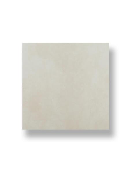 Pavimento porcelánico rectificado Calgary crema brillo 75x75 cm.