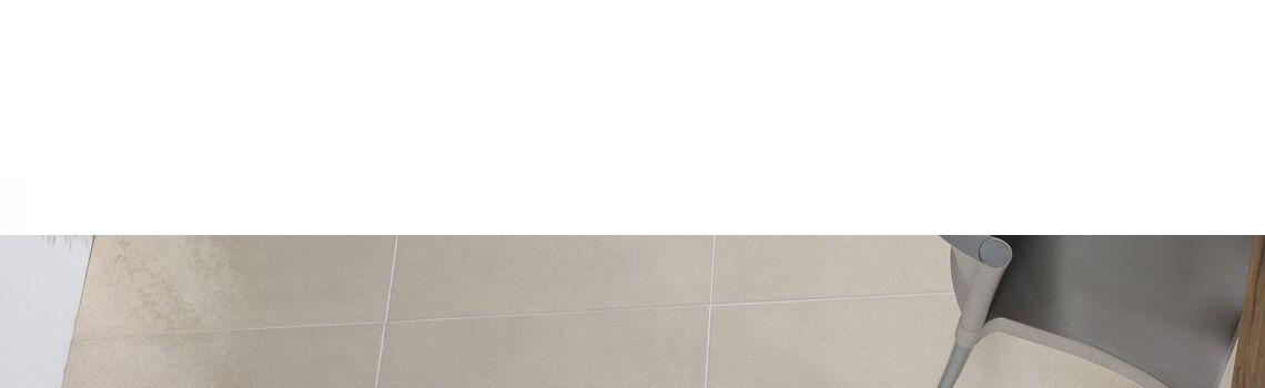 Pavimento porcelánico rectificado Luany gris brillo 75x75 cm.