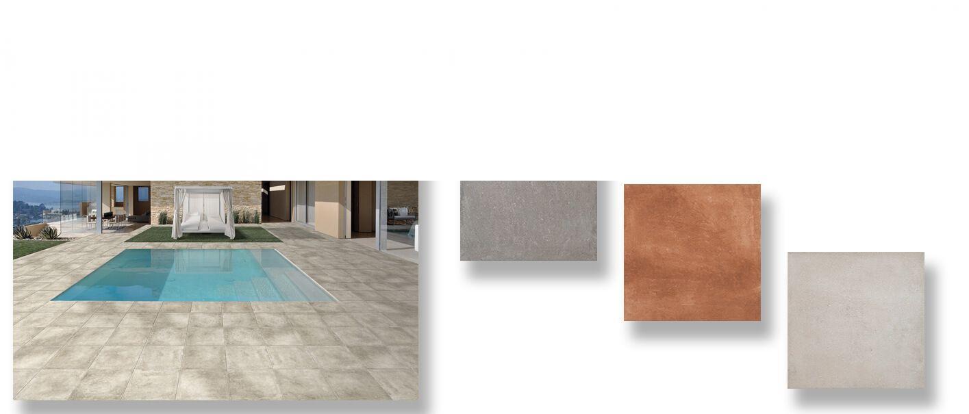 Pavimento porcelánico Sirocco 30x30 cm