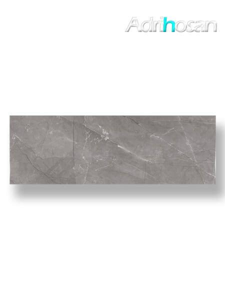 Azulejo pasta blanca rectificado Alivery gris 30x90 cm (1.08 m2/cj)
