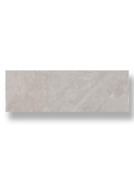 Azulejo pasta blanca rectificado Alivery perla 30x90 cm.