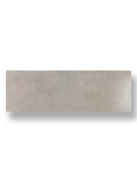Azulejo pasta blanca rectificado Tulle noce mate 30x90 cm.